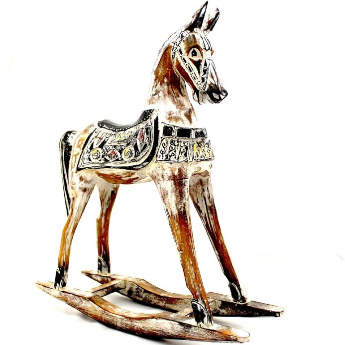Rocking Horse|Home Decor|Vintage|Rustic |Gifts for the Home|Handmade